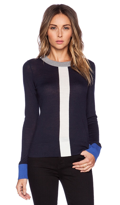 Graphic Wool Sweater