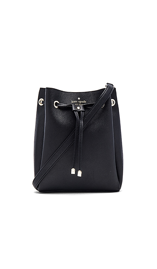 kate spade new york Harriet Bucket Bag in Black