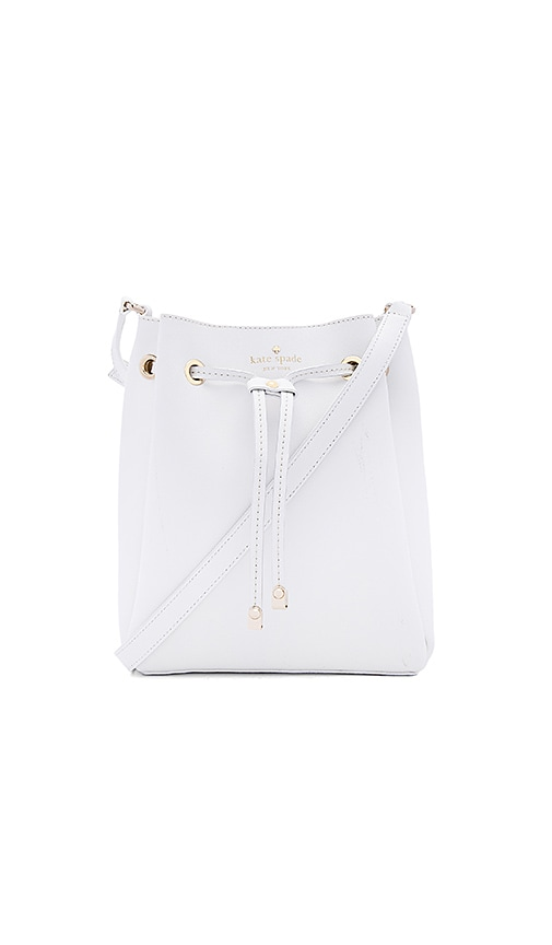 kate spade new york Harriet Bucket Bag in White