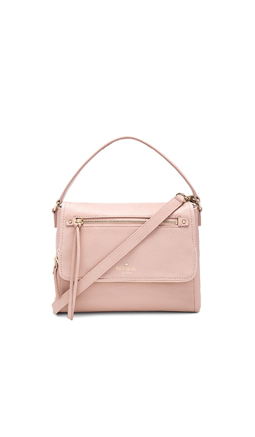 kate spade new york Small Toddy Crossbody Bag in Pressed Powder