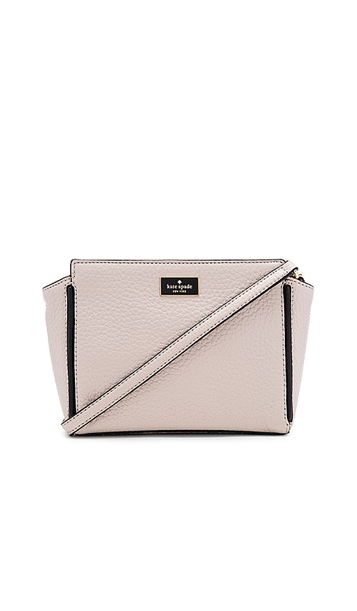 kate spade new york Hayden Crossbody Bag in Light Gray