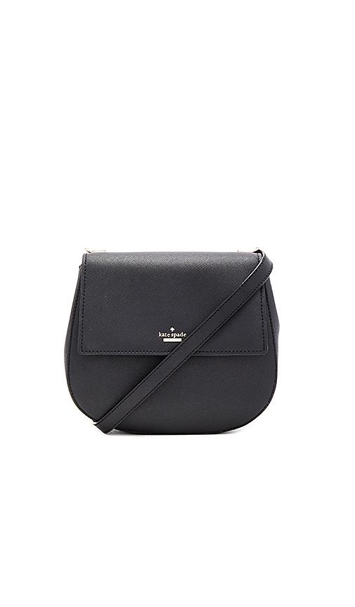 kate spade new york Byrdie Crossbody in Black
