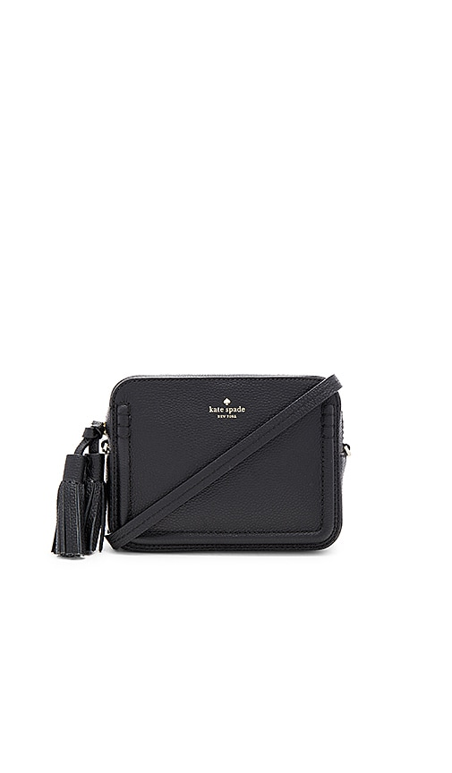 kate spade new york Arla Crossbody in Black