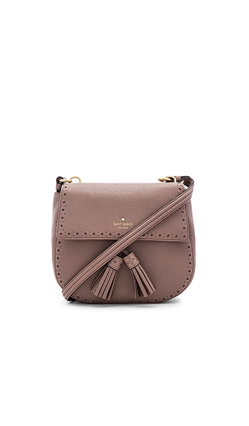 kate spade new york Shaylee Crossbody in Taupe