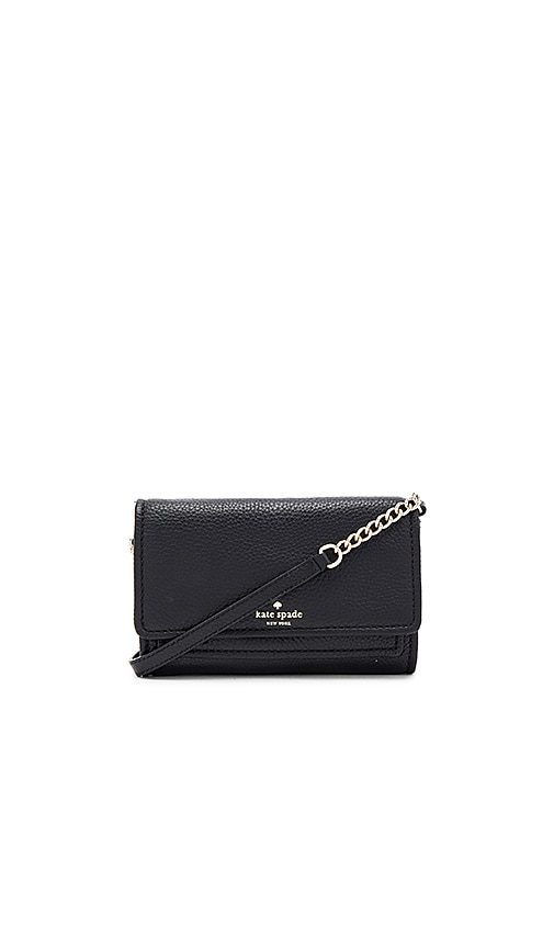 kate spade new york Gracie Crossbody in Black