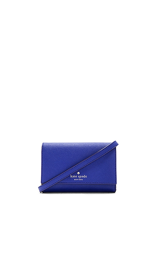 kate spade new york Cami Crossbody Bag in Royal