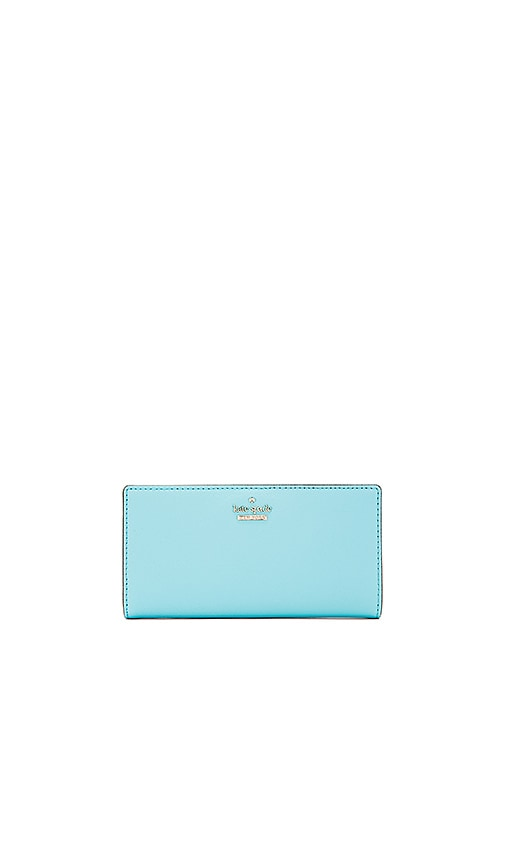 kate spade new york Stacy Wallet in Turquoise