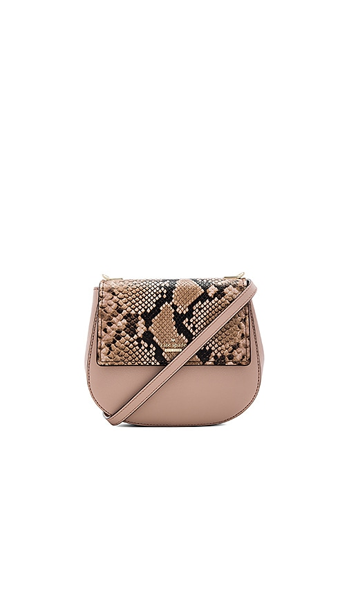 kate spade new york Small Byrdie Crossbody Bag in Blush