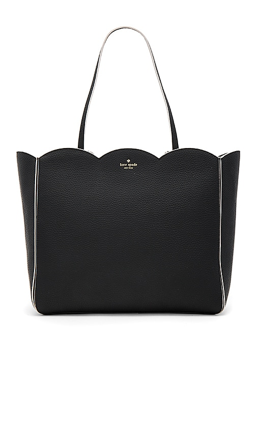 kate spade new york Rainn Tote Bag in Black