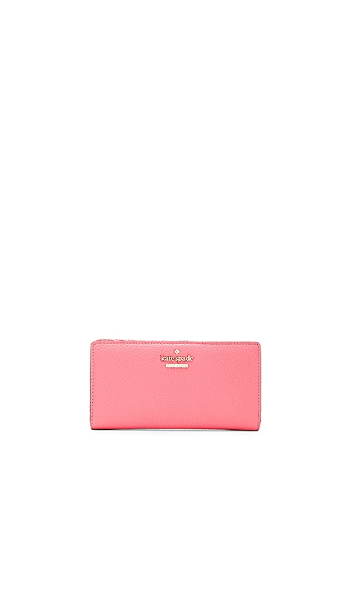 kate spade new york Stacy Wallet in Coral