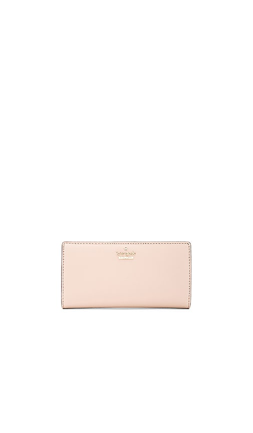 kate spade new york Stacy Wallet in Blush