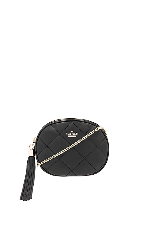 kate spade new york Tinley Crossbody in Black