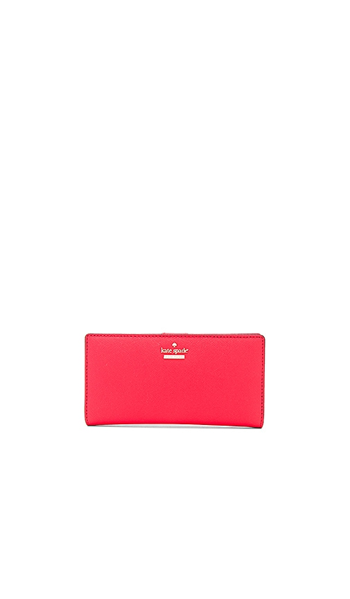 kate spade new york Stacy Wallet in Red