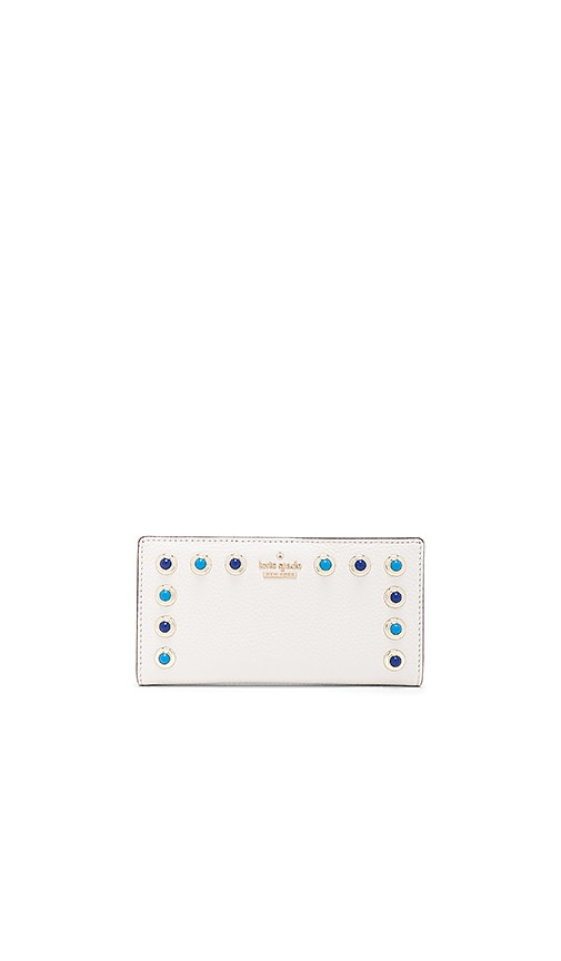 kate spade new york Stacy Wallet in Cream