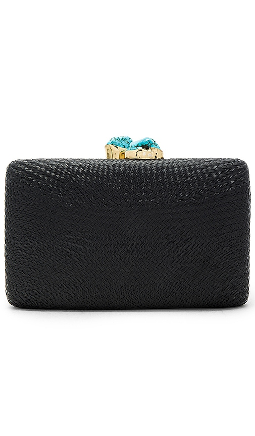KAYU Jen Clutch in Black