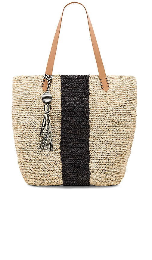 KAYU Pipeline Tote Bag in Beige