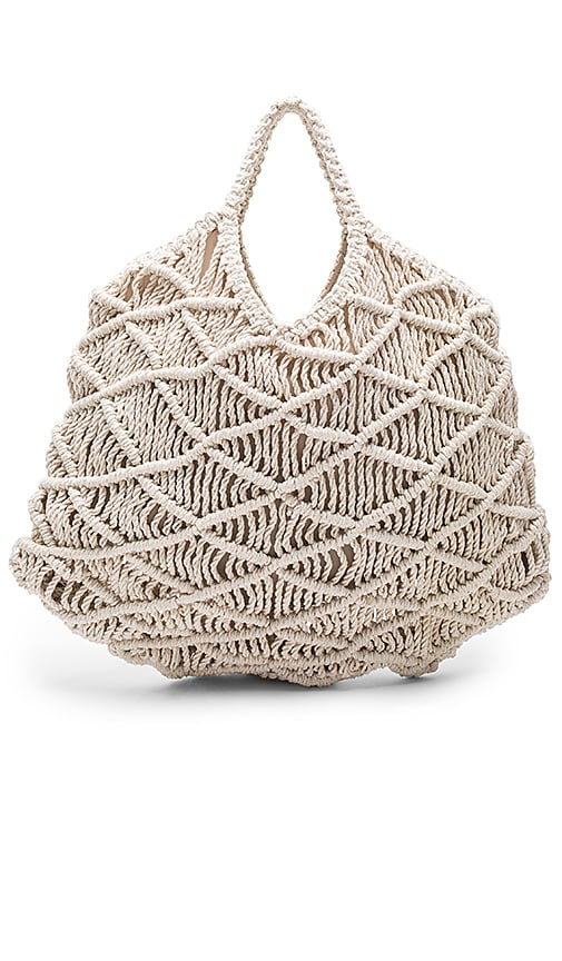 KAYU Market Tote in Ivory