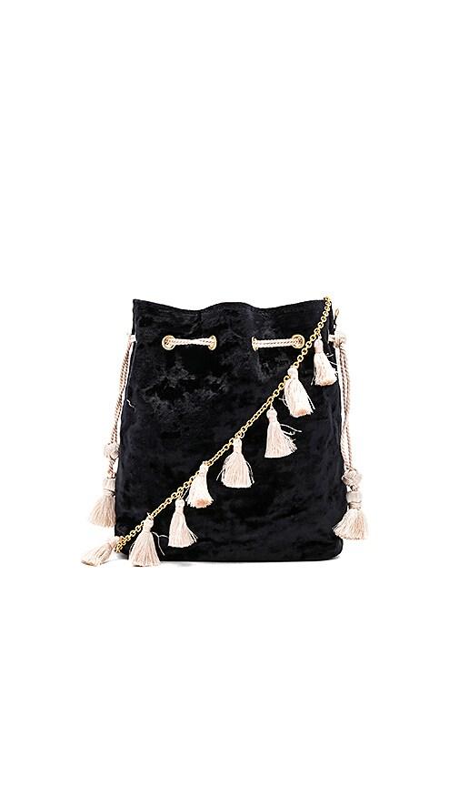 KAYU Nicolette Bag in Black