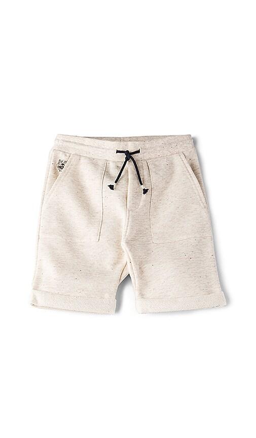KENZO Kids Jogger Short in Gray
