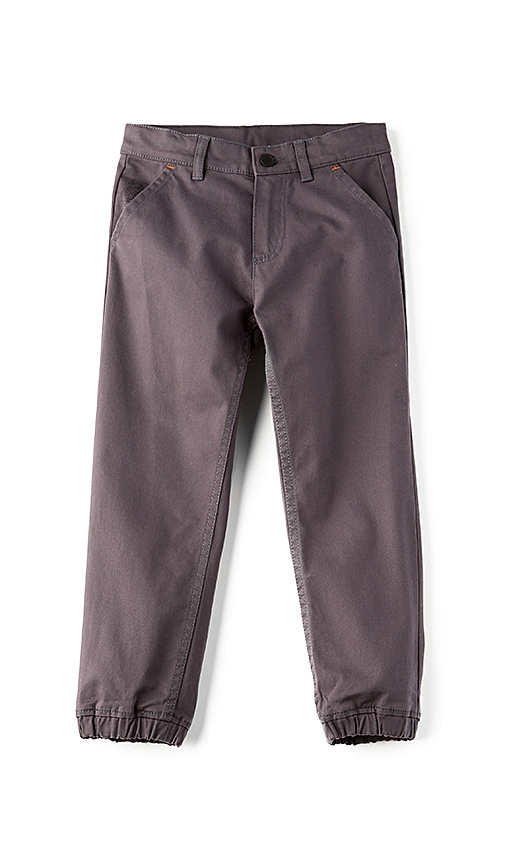 KENZO Kids Adriano Pant in Charcoal