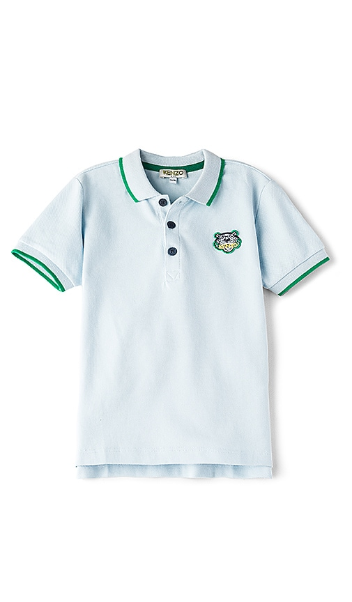 KENZO Kids Polo Shirt in Blue
