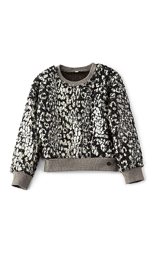KENZO Kids Abba Sweatshirt in Black