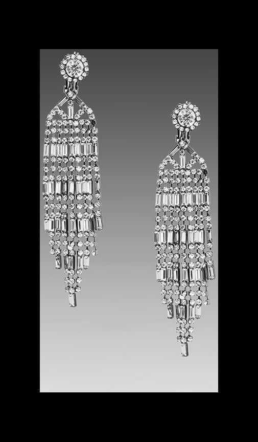 Art Deco Vintage Inspired Earrings