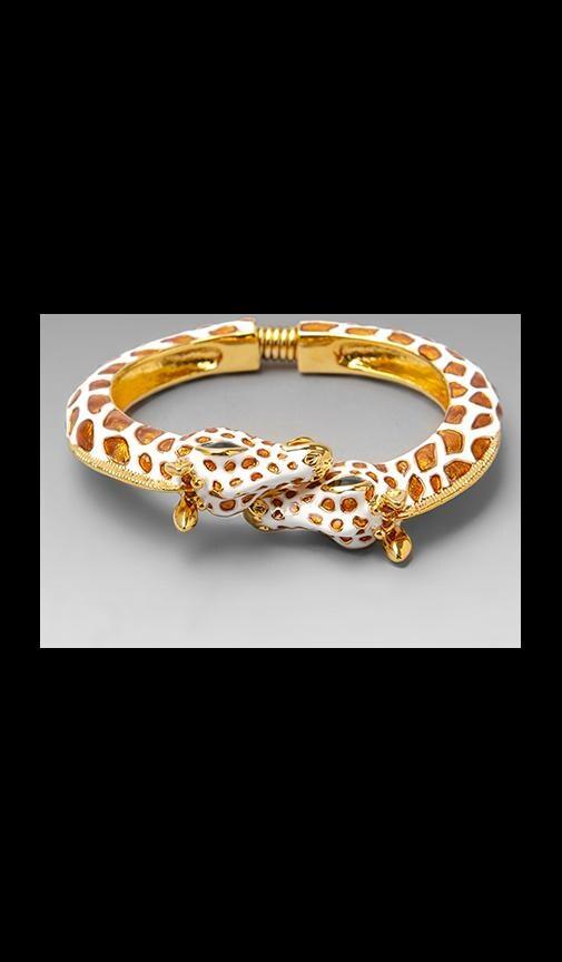 Giraffe Hinge Bracelet