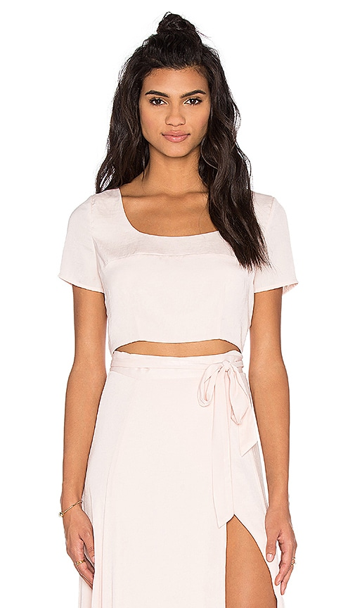 KENDALL + KYLIE Crop Top in Pink