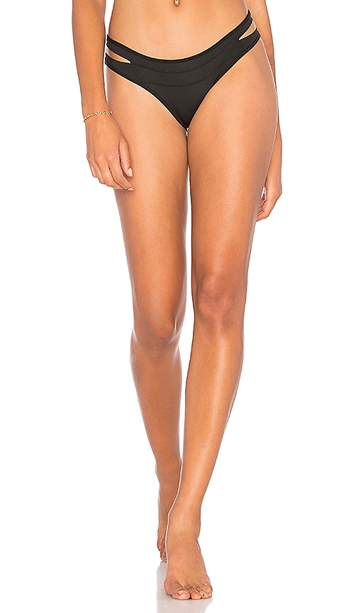 KENDALL + KYLIE X REVOLVE Cut Out Bottom in Black