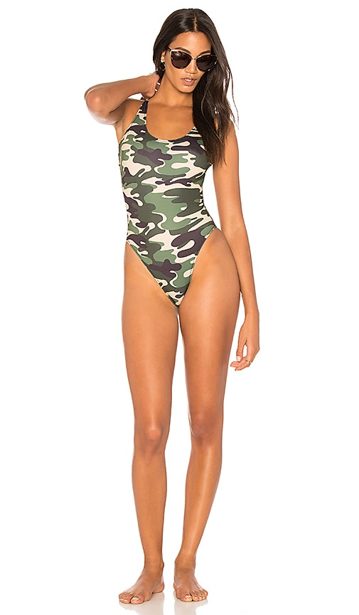 X REVOLVE LOW BACK ONE PIECE KENDALL   KYLIE