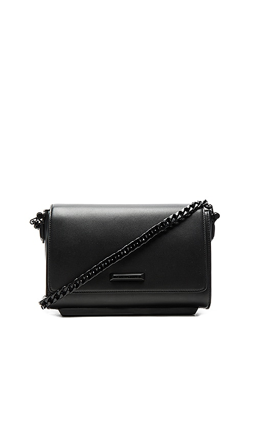 KENDALL + KYLIE Adley Shoulder Bag in Black