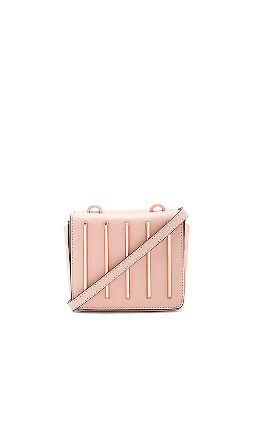 KENDALL + KYLIE Baxter Crossbody Bag in Blush