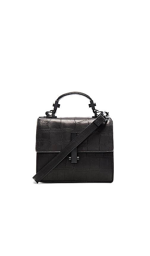 KENDALL + KYLIE Minato Mini Bag in Black
