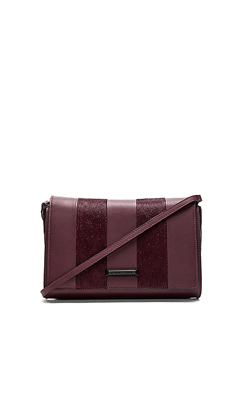 KENDALL + KYLIE Bobino Clutch in Burgundy