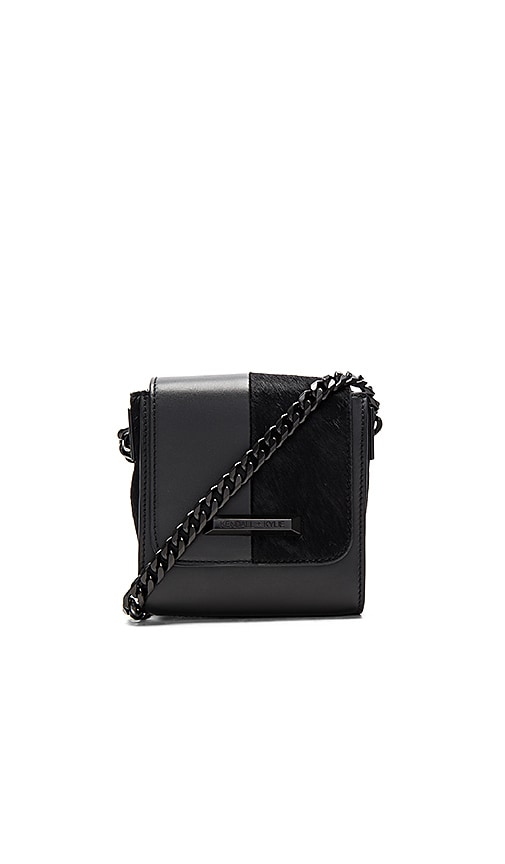 KENDALL + KYLIE Violet Crossbody in Black