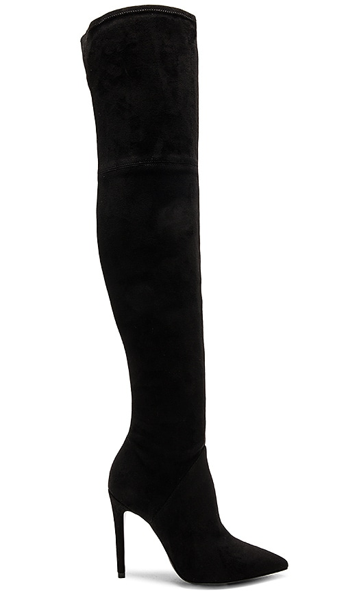 KENDALL + KYLIE Ayla 2 Boot in Black