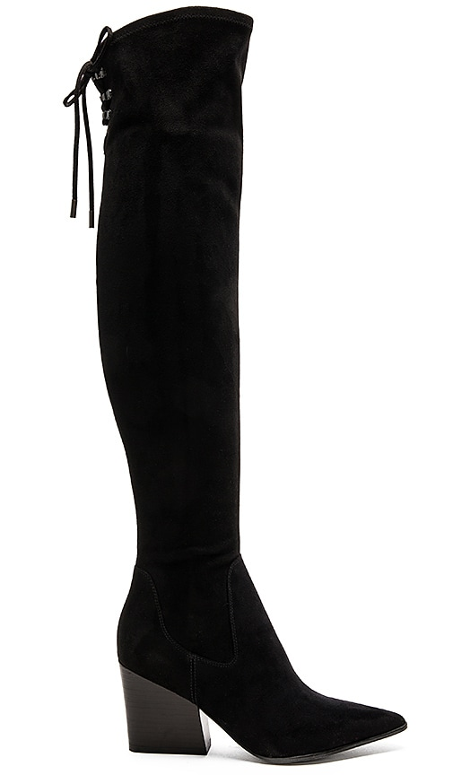KENDALL + KYLIE Fedra Boot in Black