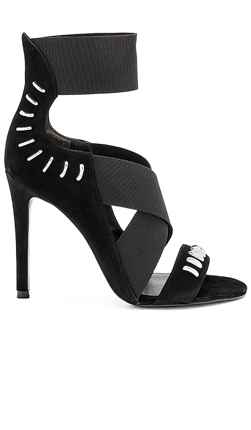 KENDALL + KYLIE Gianna Heel in Black
