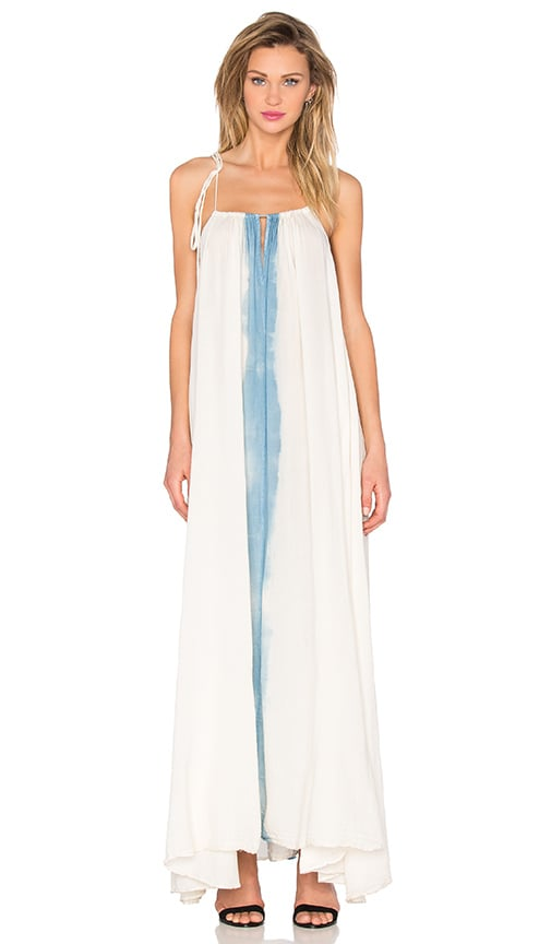 Strings Organic Maxi Dress