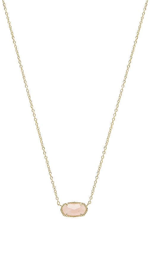 Kendra Scott Elisa Necklace in Metallic Gold