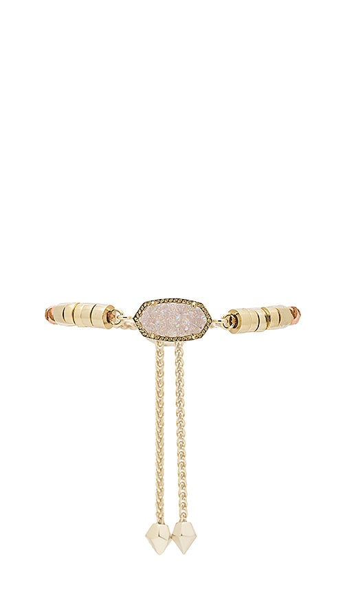 Kendra Scott Cruz Bracelet in Metallic Gold