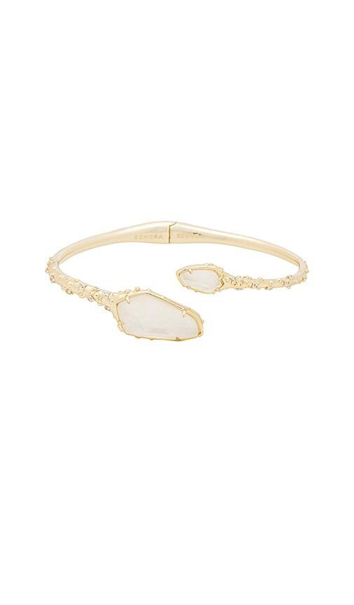 Kendra Scott Zander Bracelet in Metallic Gold
