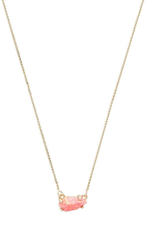 Kendra Scott Jayde Necklace in Metallic Gold