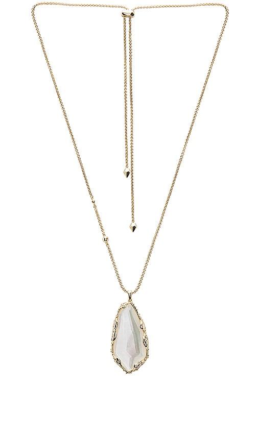 Kendra Scott Zayne Necklace in Metallic Gold
