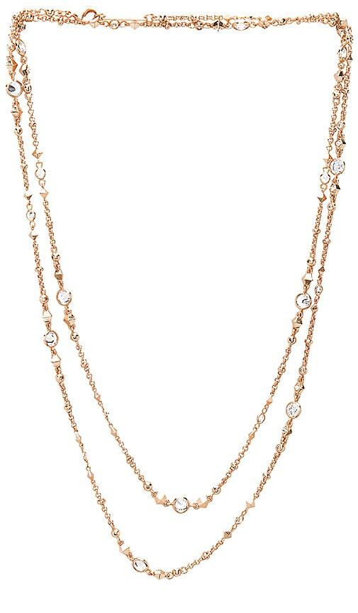 Kendra Scott Dree Necklace in Metallic Copper