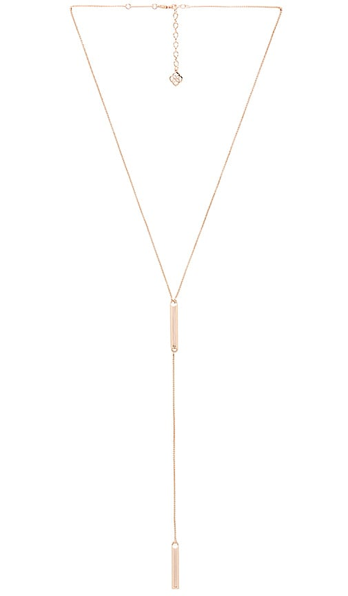 Kendra Scott Shelton Necklace in Metallic Copper