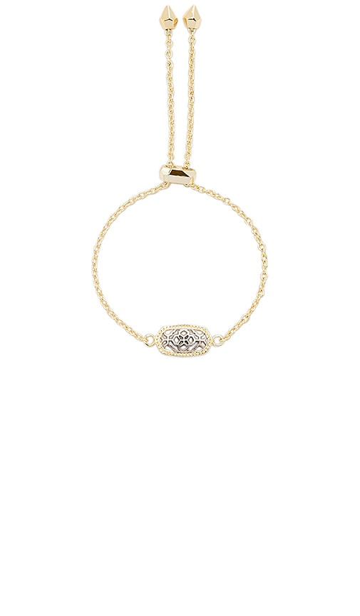 Kendra Scott Elaina Bracelet in Metallic Gold