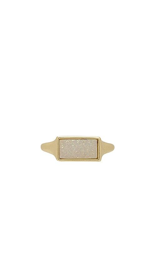 Kendra Scott Glenna Ring in Metallic Gold
