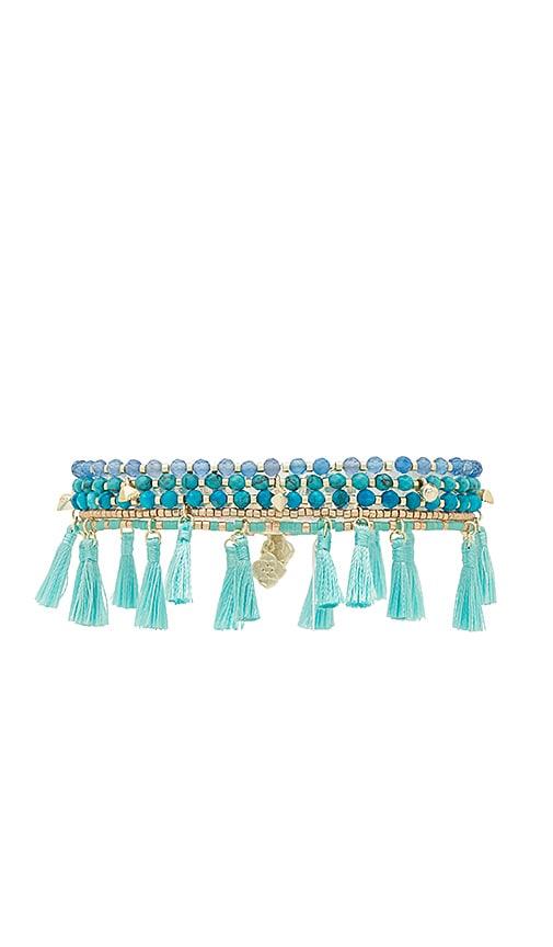 Kendra Scott Julie Bracelet in Blue